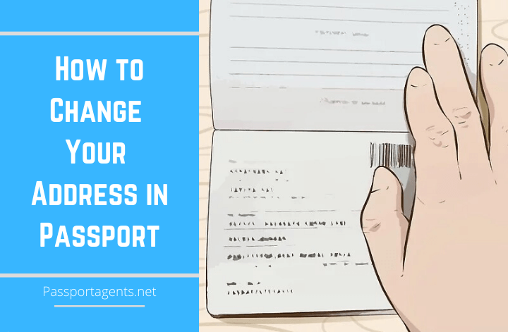 How to Change Your Address in Passport ?