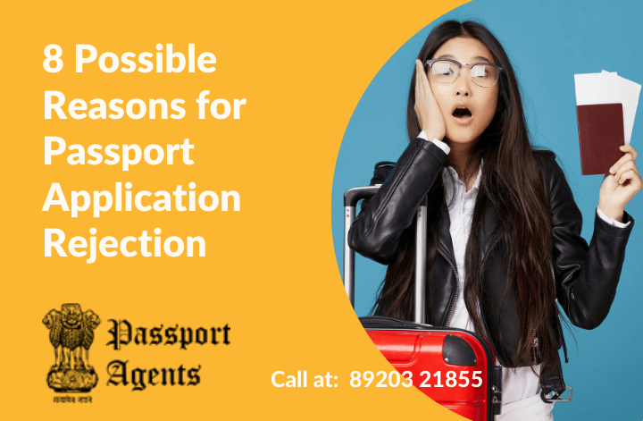 8 Possible Reasons Your Passport Application Could Get Rejected For